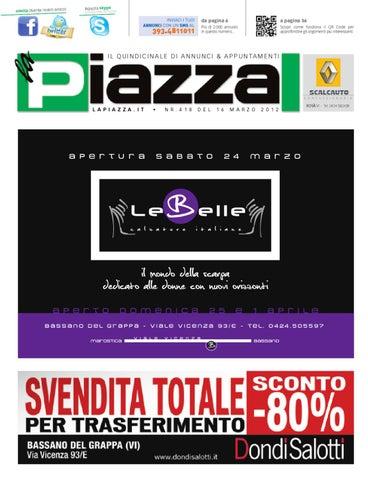 la Piazza 418 by la Piazza di Cavazzin Daniele - issuu dfefcabba500