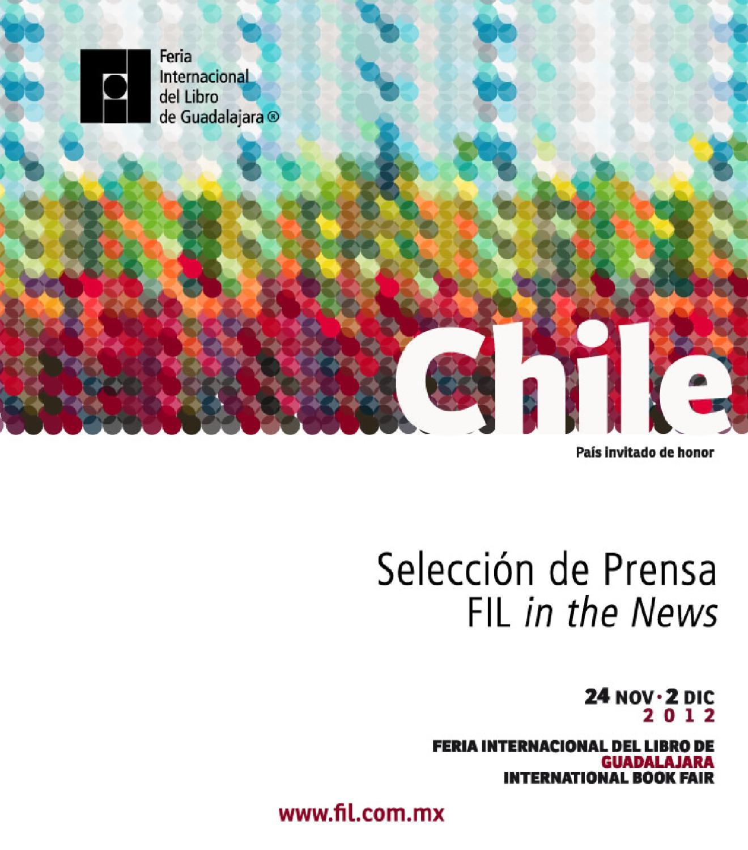 Selección de Prensa 2011 by Feria Internacional del Libro de ...