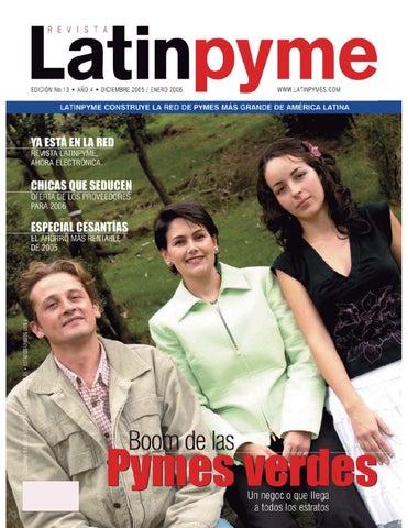 Edición Latinpyme No. 13