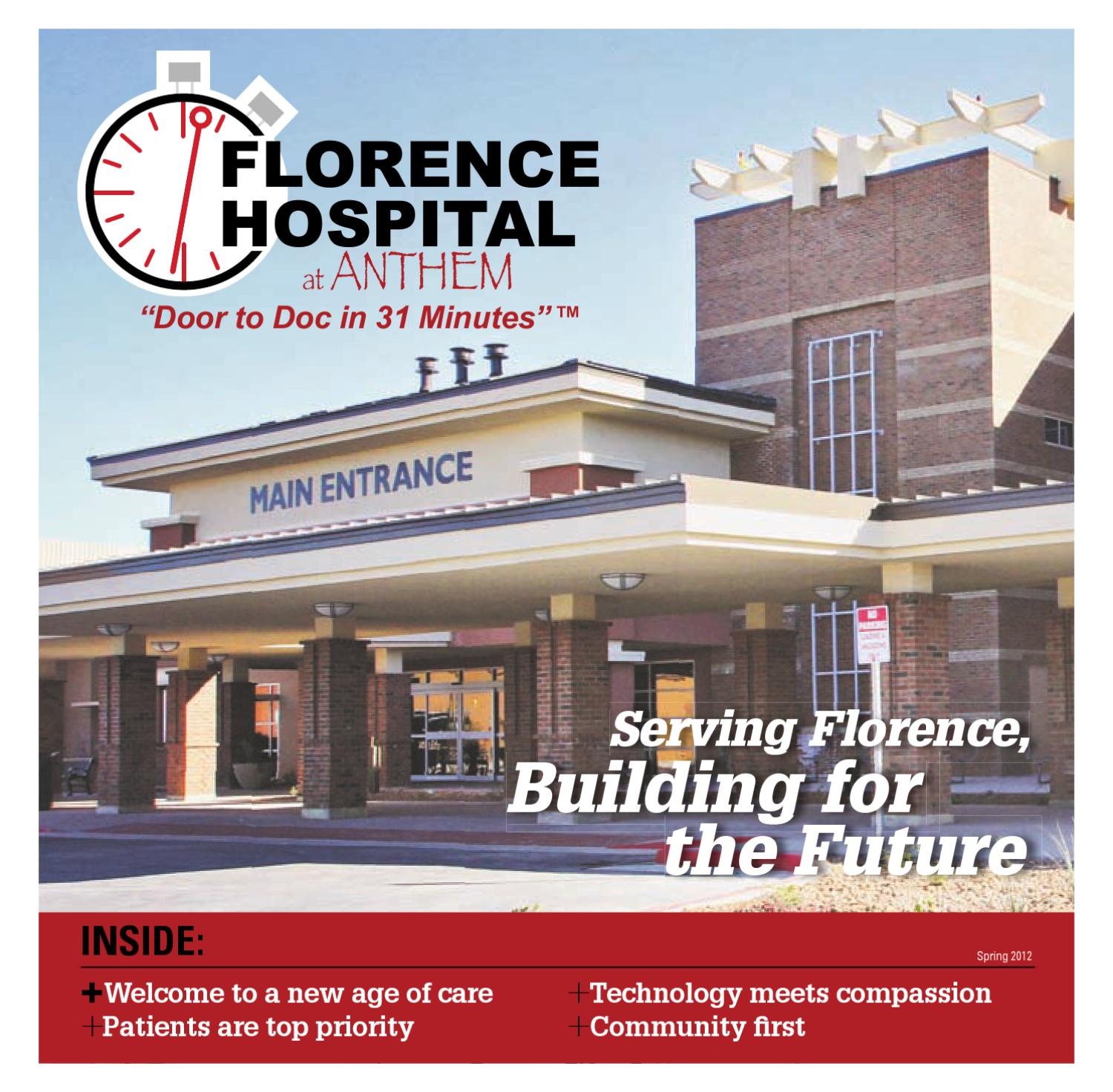 Florence Hospital at Anthem by Republic Media Content ...