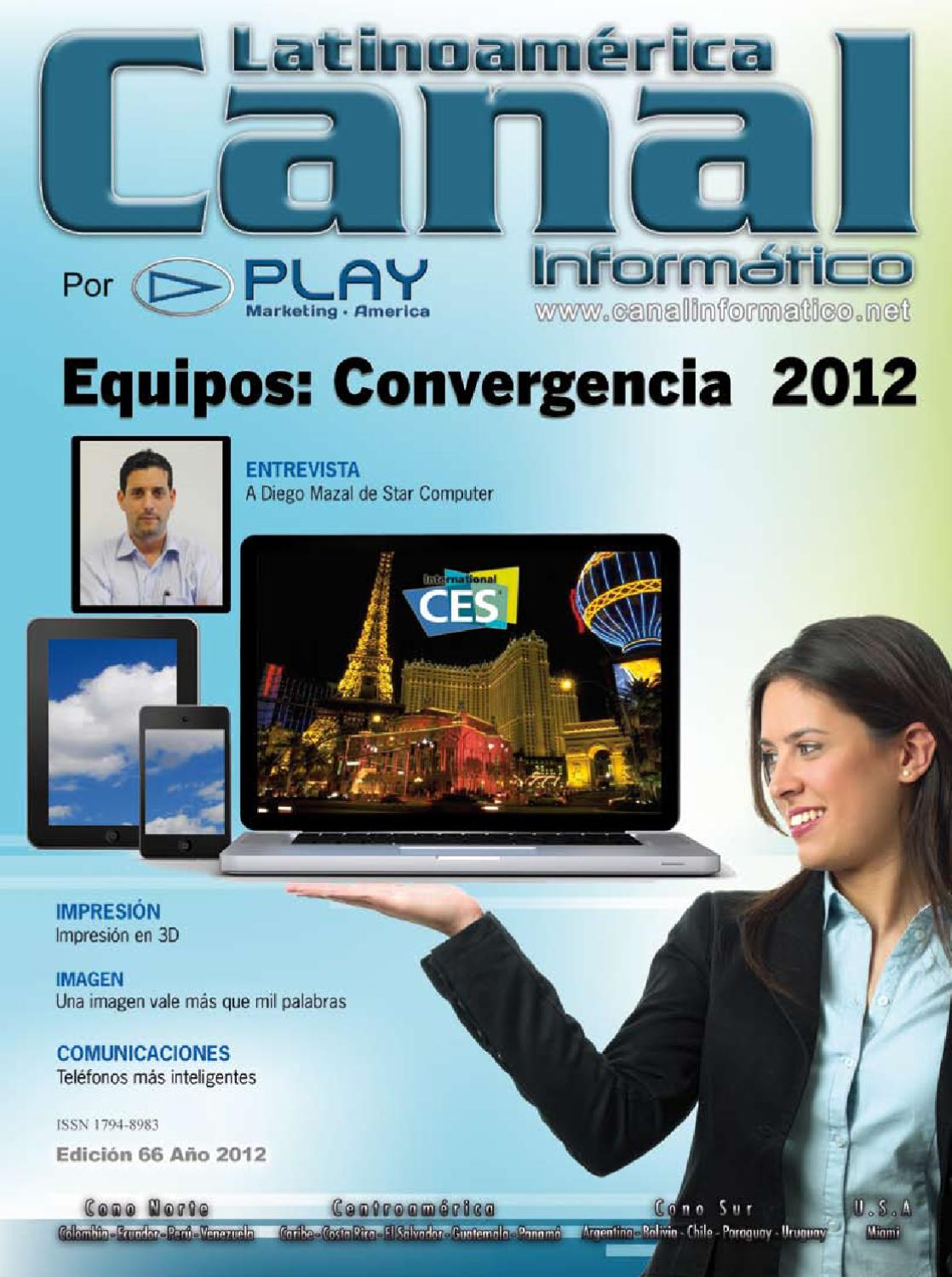 42dfa195d619a Canal Informatico Edicion 66 by Play Marketing S.A. - issuu