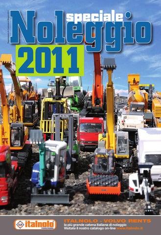 Guida al noleggio 2011 by casa editrice la fiaccola srl for Progress caserta catalogo