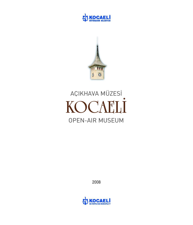 Acik Hava Muzesi By Kocaeli Buyuksehir Belediyesi Issuu