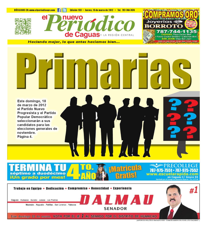 El Nuevo Peri Dico De Caguas 159 By El Nuevo Periodico De Caguas  # Limpio Muebles Caguas
