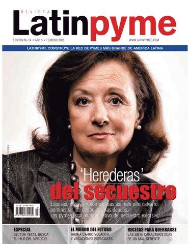 Edición Latinpyme No. 14