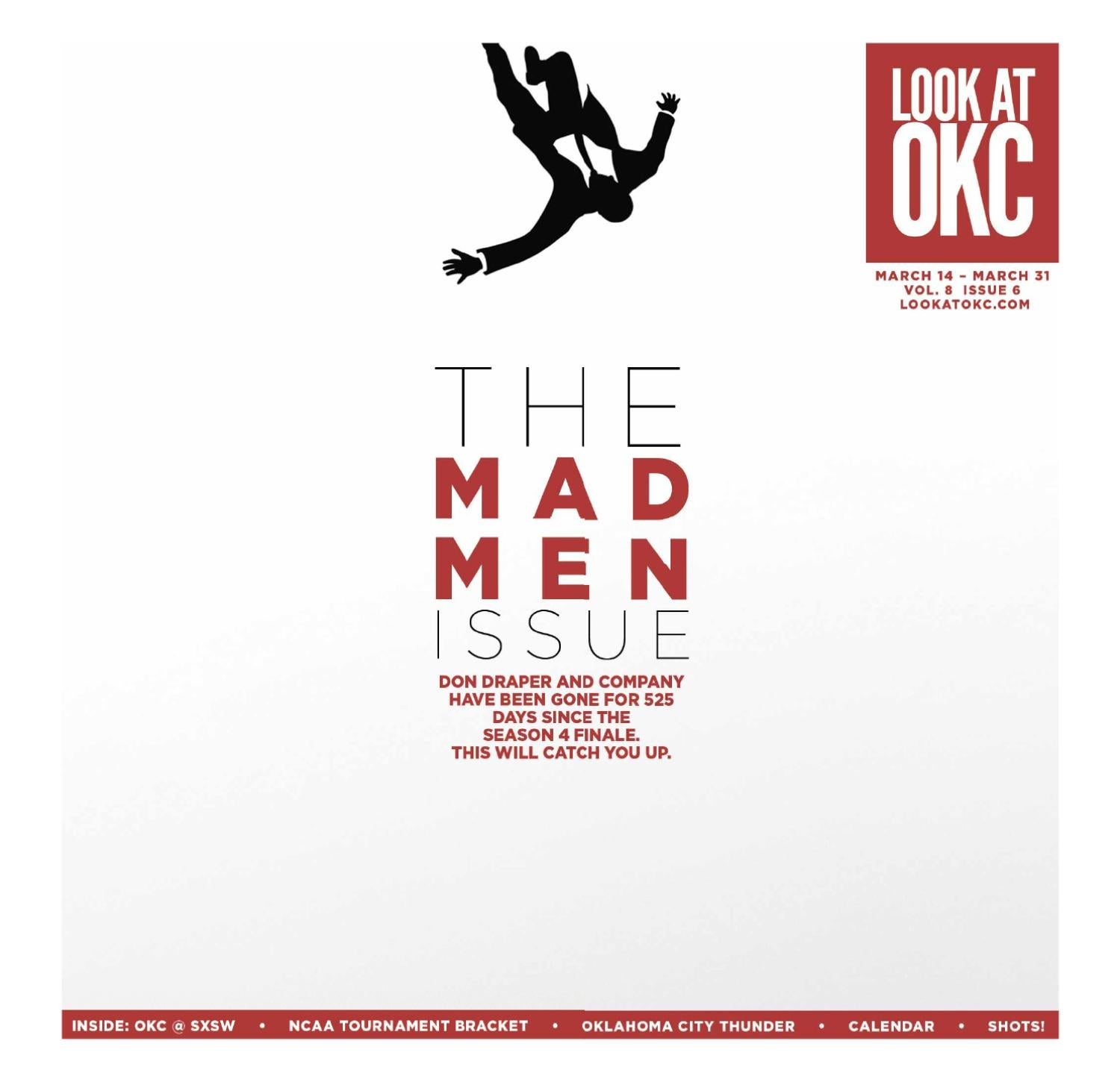 Mad Men Issue - LookatOKC by OPUBCO Communications Group - issuu 5bc4008fe