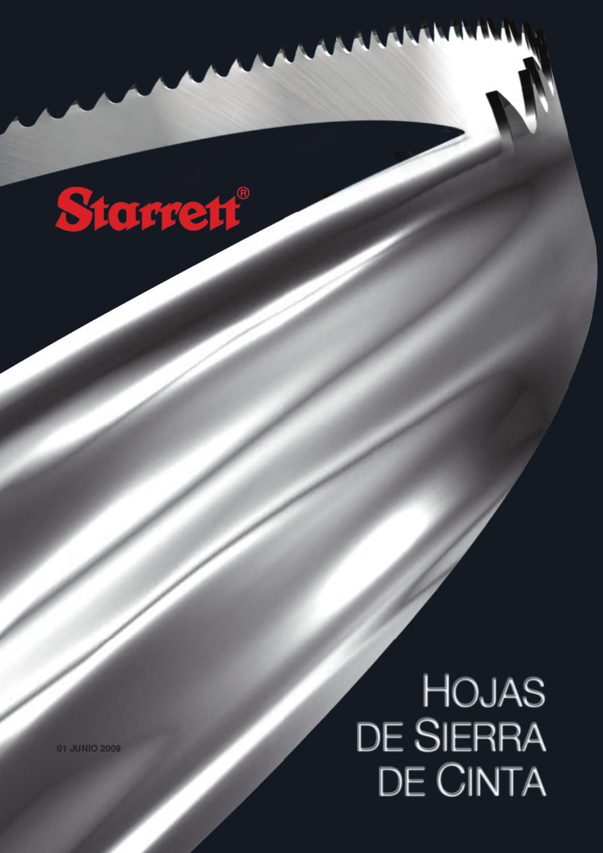 Catalogo hojas de sierra de cinta by jos alberto a on issuu - Hojas de sierra ...