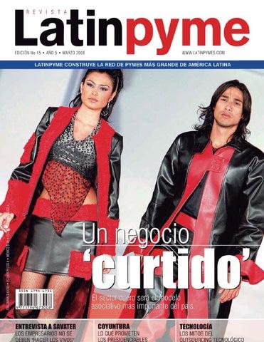 Edición Latinpyme No. 15