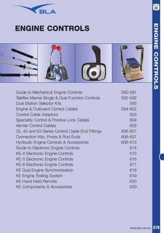 Section 30 Engine Controls By Bla Issuu
