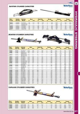 Section 29 - Hydraulic Steering by BLA - issuu