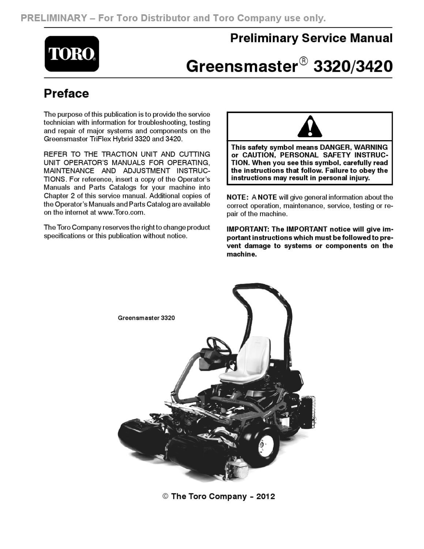 toro lawn mower manuals 65