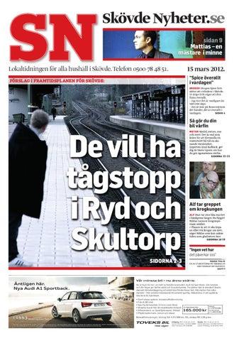 Skovde Nyheter 20120315 by Skövde Nyheter - issuu 85928d3e38eb9