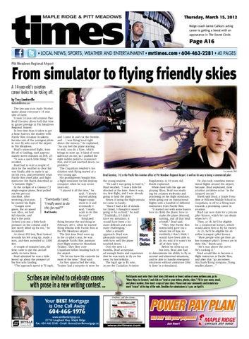 2f9d0108ecdbb Maple Ridge Times March 15 2012 by Glacier Digital - issuu