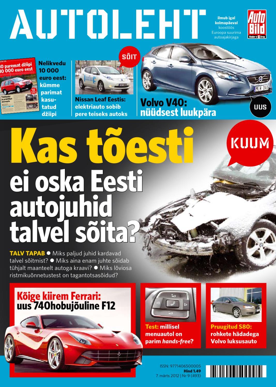 56e8977a2f8 Autoleht by Autoleht - issuu