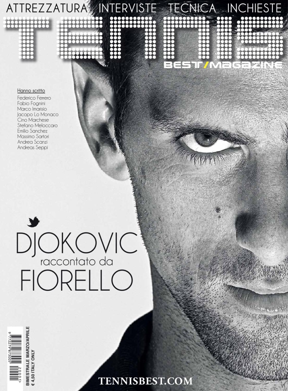 Tennis Best Magazine by XM MANAGEMENT issuu