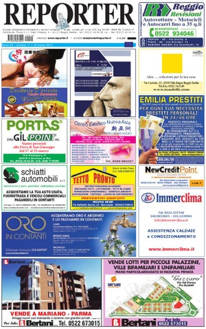 Reporter Annunci 16 Marzo 2012 by Reporter - issuu ff2eef94a2d