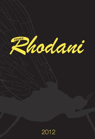 Catalogue Rhodani 2012 by Rhodani - issuu 6d878b226c3