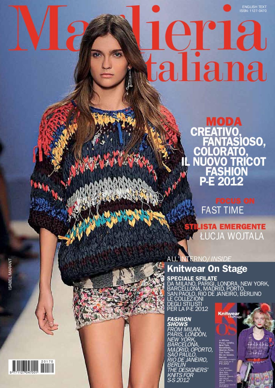 a basso prezzo 07dd6 22e52 Maglieria Italiana - 170 by Editoriale Moda - issuu