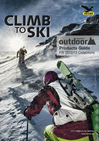Outdoor Mag - Product guide by Sport Press - issuu 4674a956908