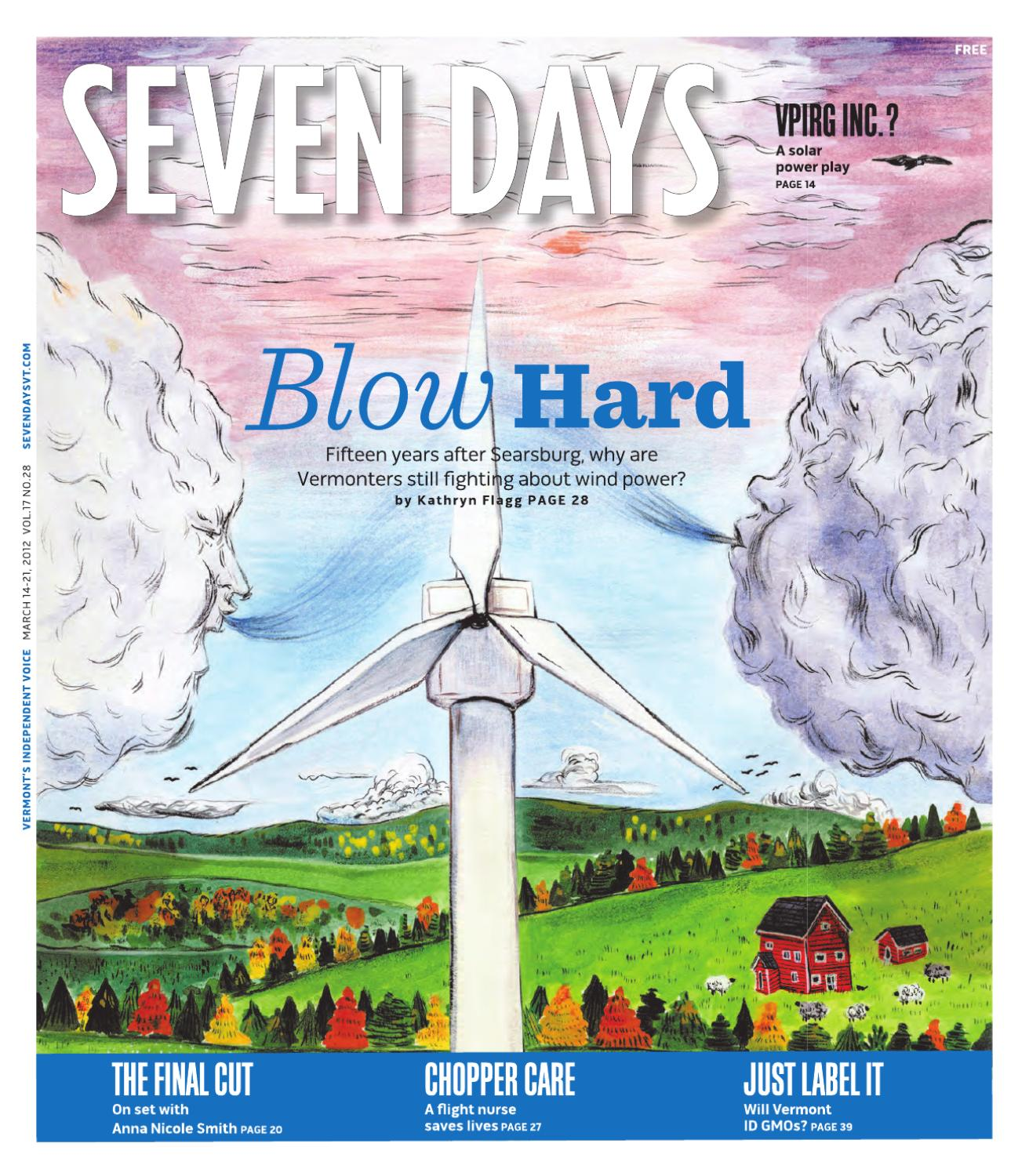 Seven Days 3 14 12 By Seven Days Issuu