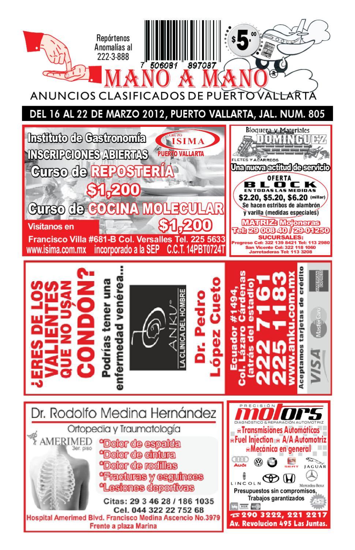 de04acf379 Publicidad_805 by MANO A MANO - issuu