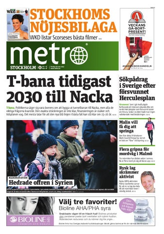 info for 86edf 8cc17 20120316 se stockholm by Metro Sweden - issuu