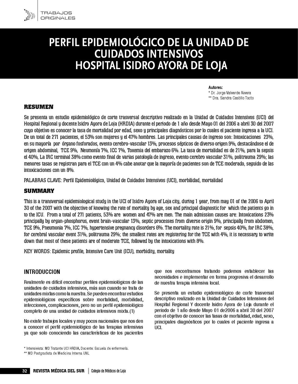 17 by Médicos Loja - issuu