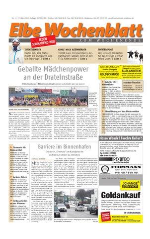 Wochenende Kw11 By Elbe Wochenblatt Verlagsgesellschaft Mbh Cokg
