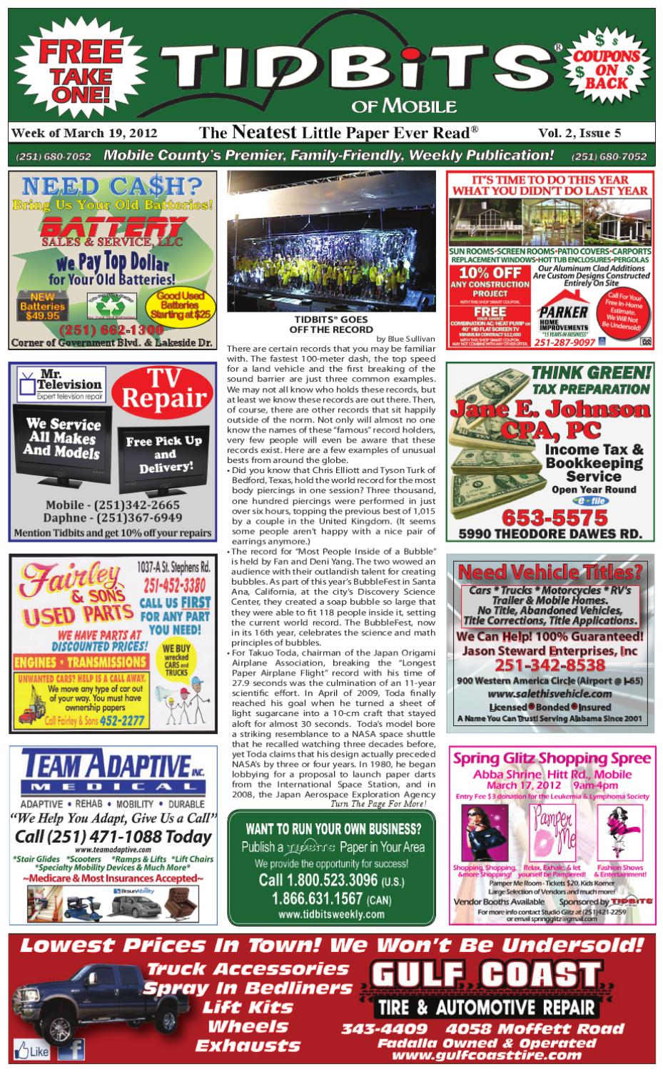 Tidbits of Mobile by Ernest Moseley - issuu on for rent mobile homes, rent to own mobile homes, platinum mobile homes, vintage mobile homes,