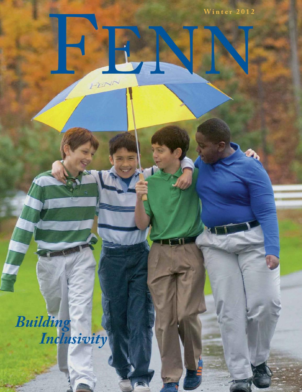 FENN: Winter 2012 by The Fenn School - issuu