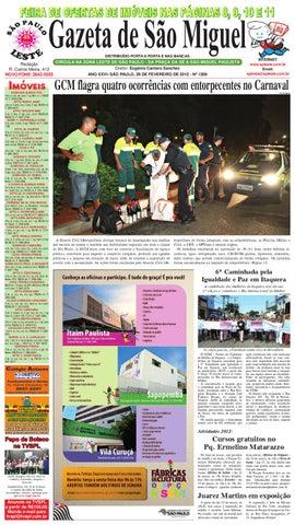 4 a 10 03 12 Gazeta de São Miguel by São Paulo Leste - issuu f8b1aec23b