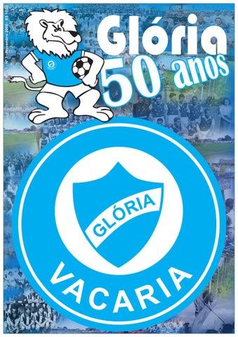 Revista dos 50 anos do Glória de Vacaria by Rafael Dariva - issuu 7edd6ddc13842