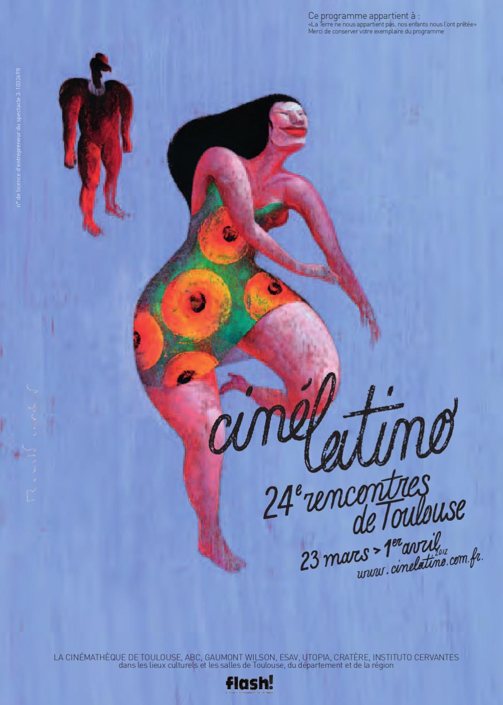 Association rencontres cinemas d'amerique latine de toulouse (arcalt)