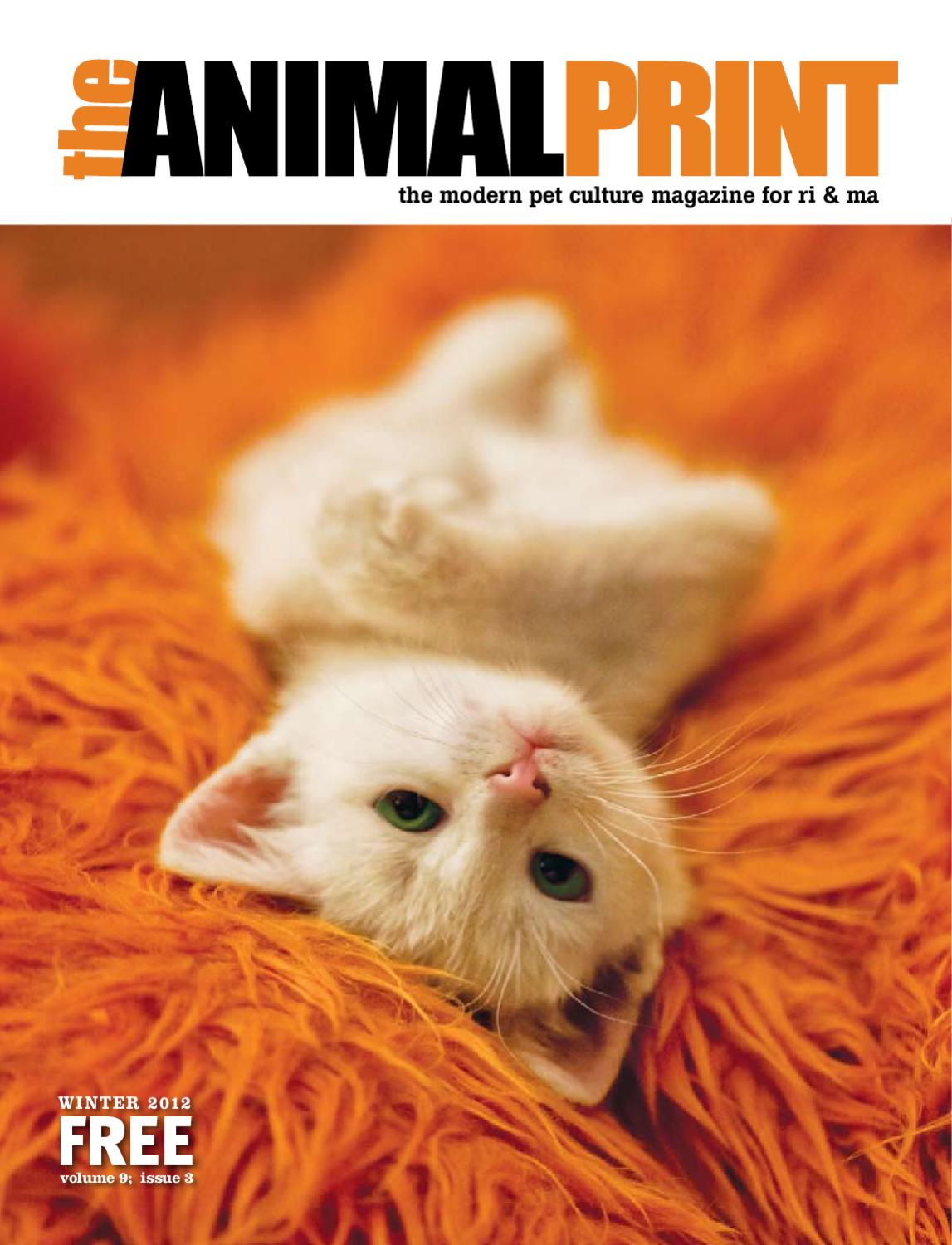Winter Pet Show 2012 Issue