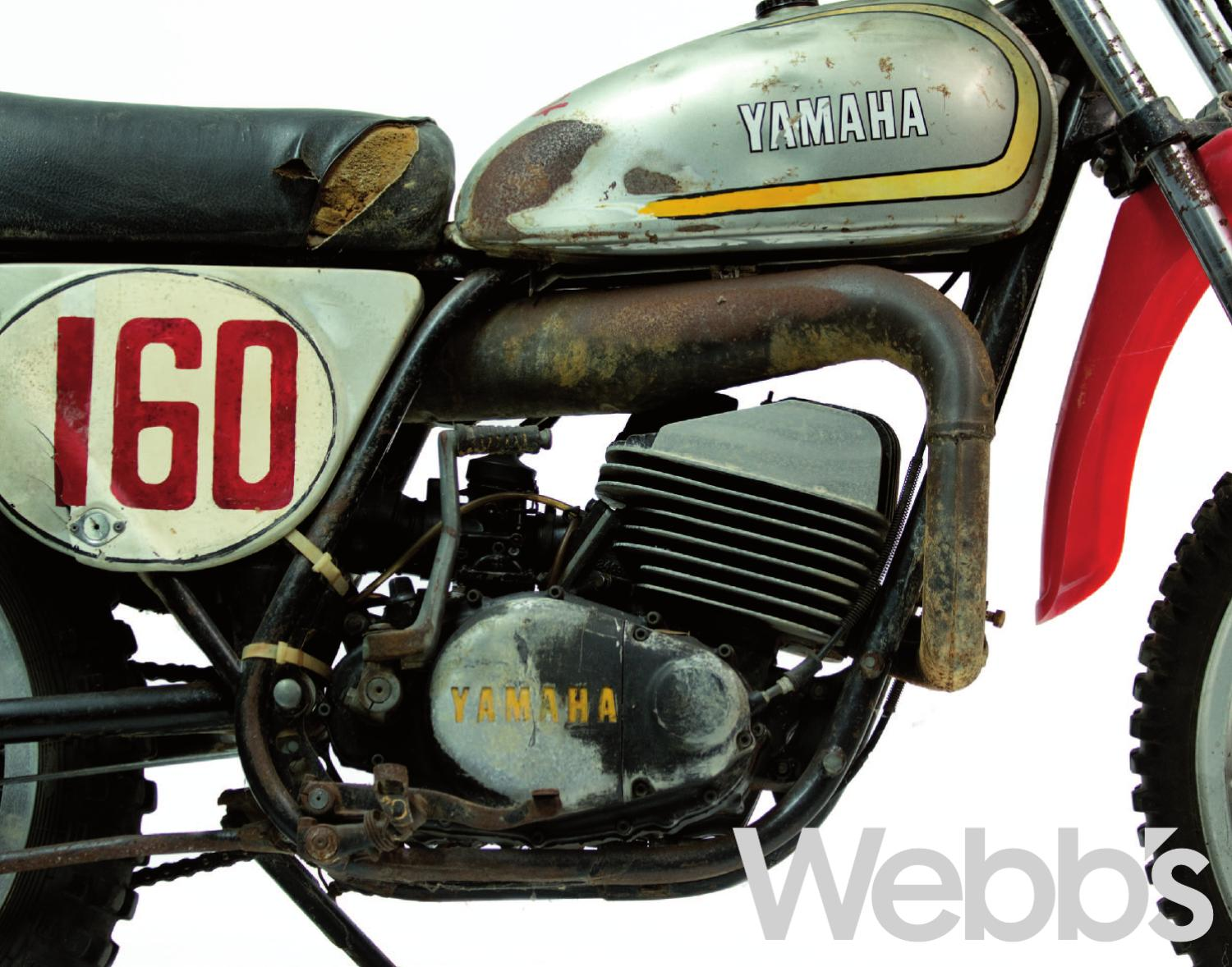 Webb's Classic Motorcycles and Cars of the Day by Webb's