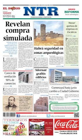 402297ff3 El Diario NTR by NTR Medios de Comunicación - issuu