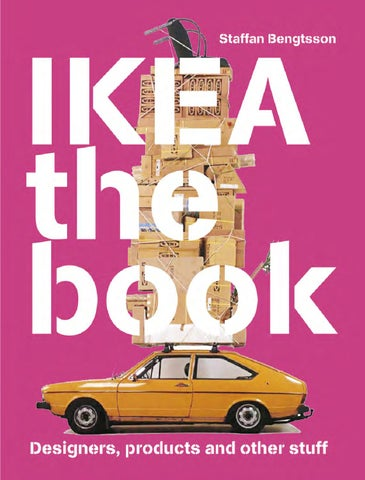 IKEA the book : Designers, producers and othe stuff – Pink