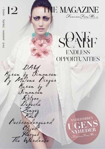 12d37c0ca66c FashionForMe Weekly News 12 by FashionForMe.dk Aps - issuu