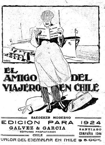 El Amigo del Viajero en Chile by Rodolfo Manzo - issuu