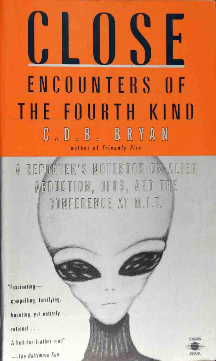 C D B Bryan Close Encounters Of The Fourth Kind By Gary Keyhoe Issuu