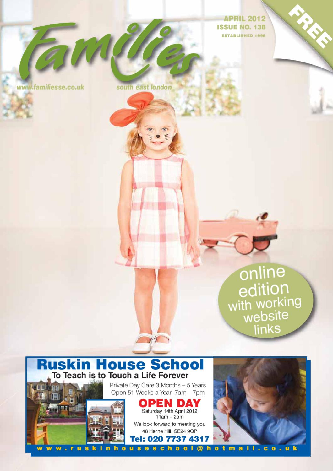 15b22fedea1 Families SE April 2012 issue 138 by Families Magazine - issuu