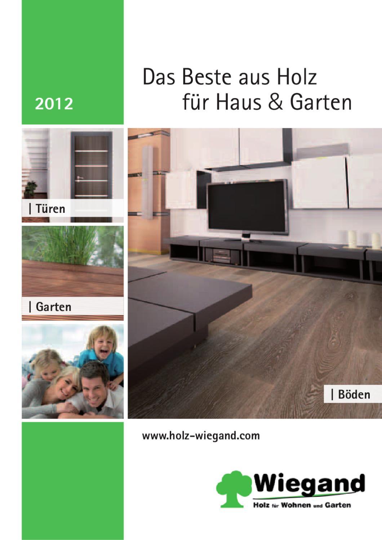 Gentil Produktkatalog Der Firma Holz Wiegand GmbH, Würzburg By Frank Zuckle   Issuu