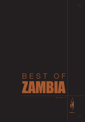 Best of zambia volume 1 by sven boermeester issuu best of zambia fandeluxe Gallery