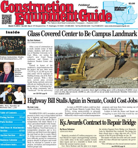 midwest 6, 2012 by construction equipment guide issuu  backhoe pricebook pdf nature