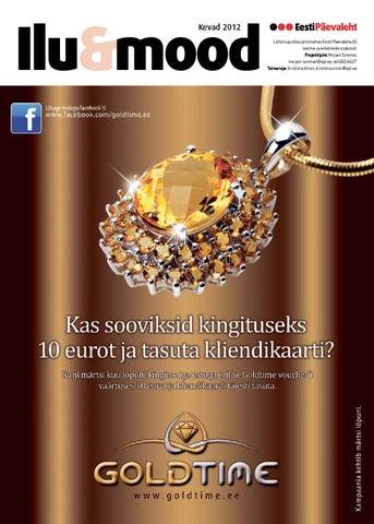 9e06d880bf6 Ilu&Mood by Eesti Päevalehe AS - issuu