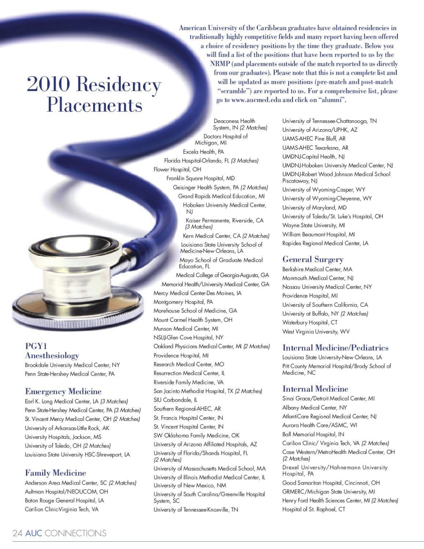 Henry Ford Macomb Internal Medicine Residency