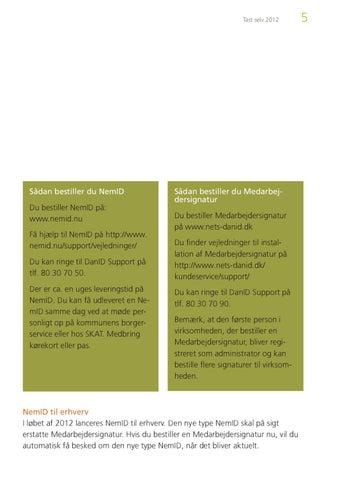 nets support erhverv