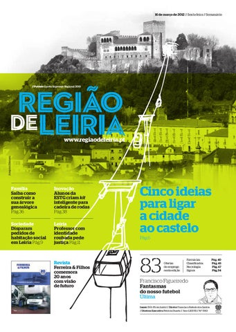 0abe293c797f4 Região de Leiria 16 março 2012 by Região de Leiria Jornal - issuu