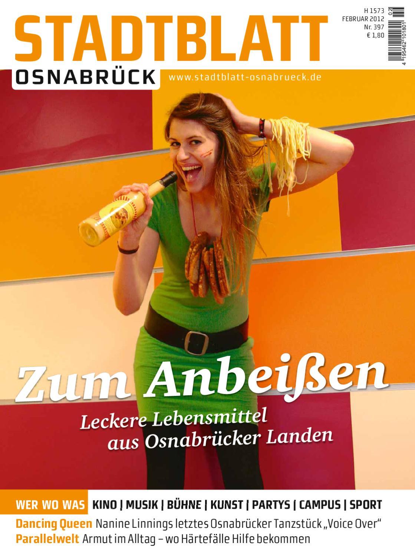 STADTBLATT 201202 By Bvw Werbeagentur