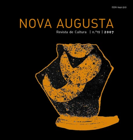 0d25a4fd4 Nova Augusta, nº 19 by Biblioteca Gustavo PInto Lopes - issuu